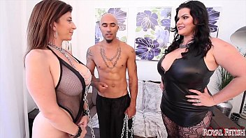 ffm domination threesome Stepmom wants jerk off