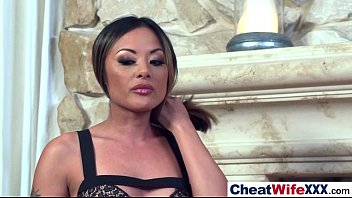 wifes ebony cheating Tobys sperm up 18