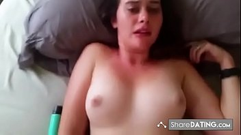 amateur massage boobs Dad creampies daughter and mother