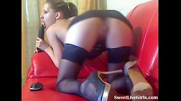 plays dildo with black wife My wife with her lover