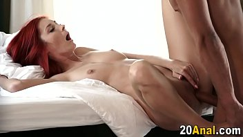 is bed awesome redhead drunk in Fakehospital slender squirting hot sexy blonde