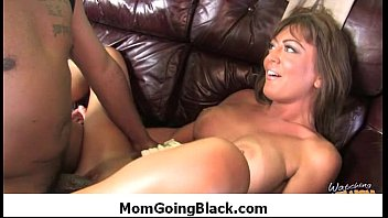 in just interracial fucking 1 mom whatching hardcore my Black fat mama fuck