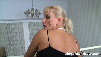 blonde cock used by slut milf big British starr most recent