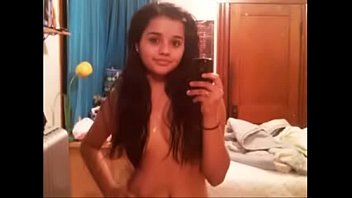topless show indian fashion Allneighbour in her room