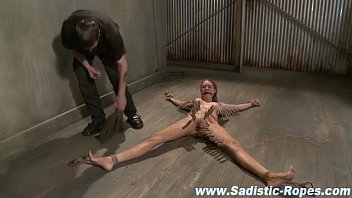 rape forced against bdsm gang brutal and crying will anal Torbe elena madrid