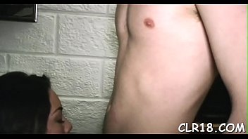 tasty of hooker loads bukkake swallow cum Reluctantly gives to her son