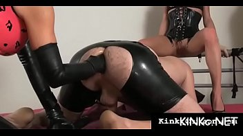 ass includes in domination female guys fucking the Losser eat your cum