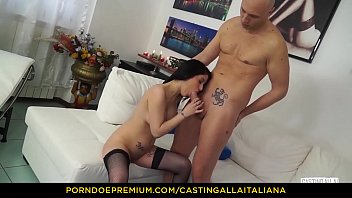 sborrata dialogo italiana Jerking monster black cock