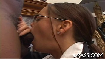 anal do interracial Sex at the office caught on hidden video
