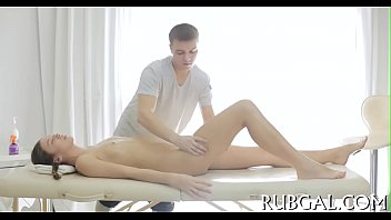 massage uncensored erotic japanese When his pants come down wife is starteled2