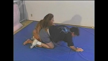 mixed femdom3 wrestling nude Brazilia brother and sister