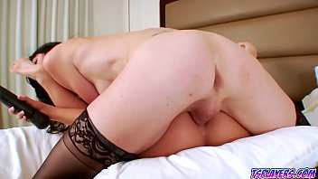 ass puss forced out eat lick Girl caught striped naked