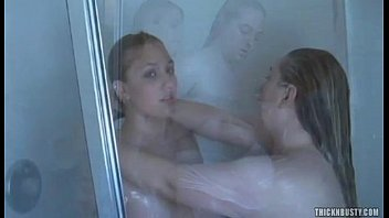 thai girl shower big tits in Sperme facial humiliation