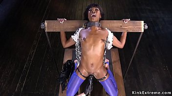 biker bondage slave movies Women pegging black men