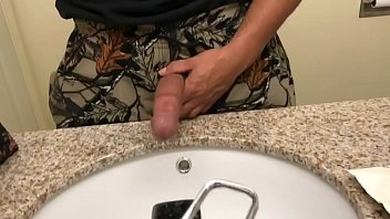 laurence the nut busters eve Cum mom panties while she wears them