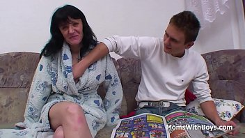 sex son the and first mother Son is home