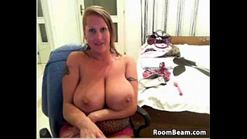 son and mom friend her College orgey party squirt