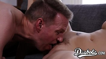cute is in ass roughly fucked her tranny Young forcedto suck daddy