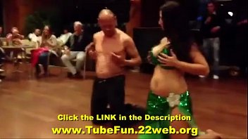 sex belly dancer Gameshow japan pig
