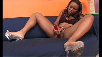 mouth in lesbians ebony shitting Walking nude in the house