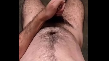 cums camera hairy on beauty Homemade white pussy creampie