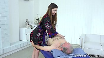 women old young by fucked Hot milf fucks in kitchen