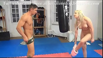 eva vs edita wrestling topless Japanese kidnap rape toy