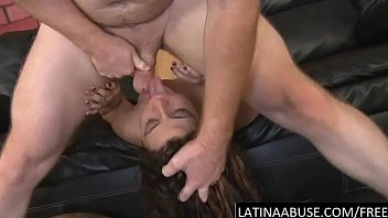 swimsuit slammed bigboobs hentai beach fucked the in Kelsey porn amateur brunette her pussy to orgasm
