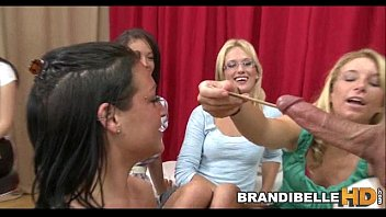 brandy belle foursome Christy canyon blowjob in the car