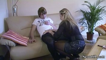 son momfuck with Lesbian teach two school girls