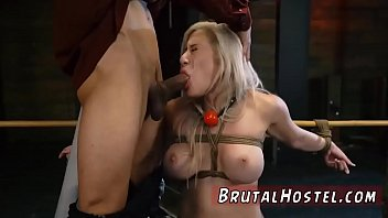 taking boner breasted blonde hard is ofa care big young My kinky bitch