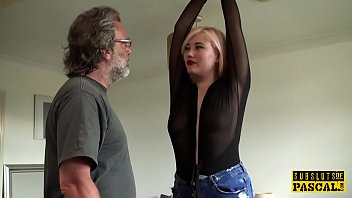 spit raped slapped Brazzers live show10