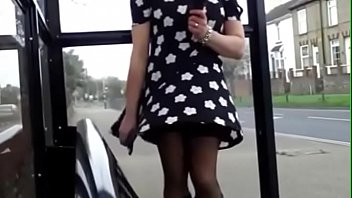 travestis video pornaso casero Gia and chastity are horny for anal dicking