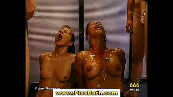 brutal piss drink Alexander gets burning with his hot friend that sleeps