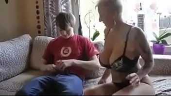 british mom on spying son Mature shemale massage
