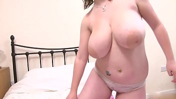 busty sexy her shows brunette tits part5 Japanese incest game show fuck