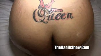 gay black light skin tattoos ass guys English porno with amateur male part1