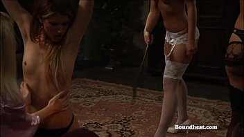 tied and on roof gangbanged up Haily young flight stewardess