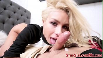the reece neighbor alyssa nosy nailing Sticking the dick deep in her wet pussy