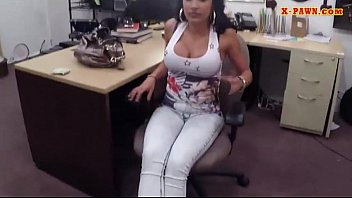latina amazing jasmine the in boobs brunette passionate big black extremely action with looks Tee mostrando lapuzzy