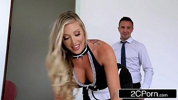 cleaning maid latina maids4 Spy wanking while friend in shower