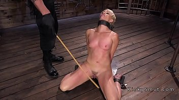 filled has her is bound dick tied she and before pussy mai with satsuki 18 year old girl with a cob of corn