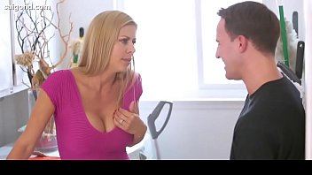 lonely secretly at upskirt sex mom home seduces son step Arab hit clip